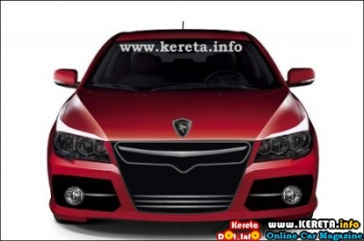 Proton sedan waja replacement MODIFIED BODYKIT CUSTOM 400x265