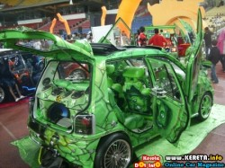 THE INCREDIBLE PERODUA KANCIL