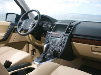 للبيع للبيع لاندرروفر 2010 للظروف الدراسة خارجياً 2010-Land-Rover-LR2-