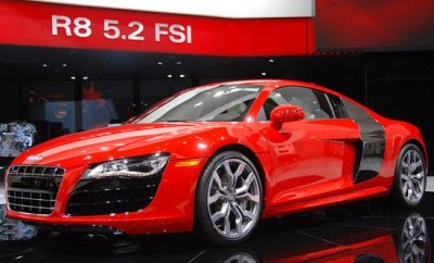 Audi R8 5.2 FSI V10 400x242