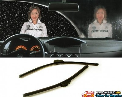 CHANGE YOUR RUBBER WITH SILICONE WIPER BLADE 400x318