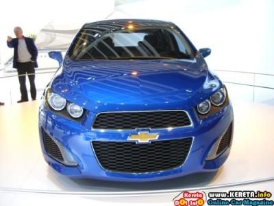 Chevrolet Aveo RS 2 400x300