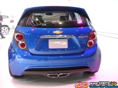 Chevrolet Aveo RS 5 400x300