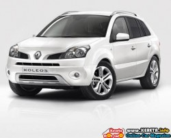 RENAULT KOLEOS SUV 4x4 NOW AVAILABLE