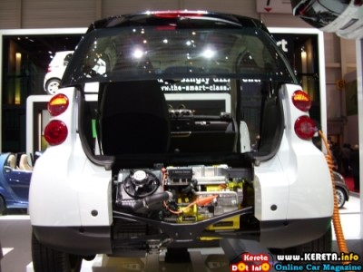 SMART FORTWO SERIES - A SMART CITY CAR