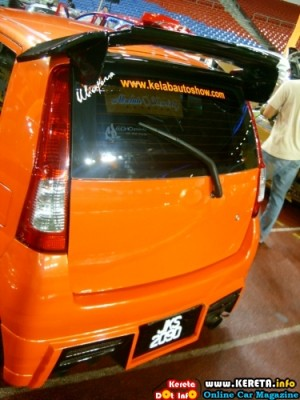 PERODUA VIVA MODIFIED VERSION - CUSTOM MAKEOVER
