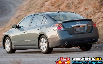 2010 Nissan Altima Hybrid Collection Pics