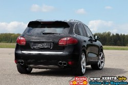 2010-TechArt-Porsche-Cayenne-Rear-Side-View
