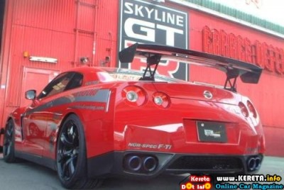 EXTREME SUPERCAR - MODIFIED NISSAN GT-R R35