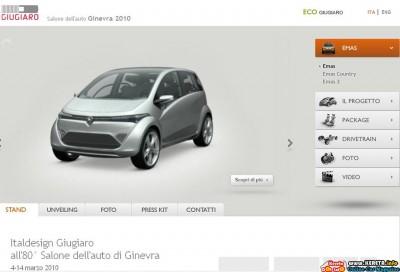 ITALDESIGN GIUGIARO - VW