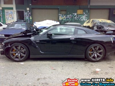 NISSAN GT-R R35 FACELIFT MADE IN MALAYSIA