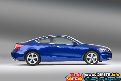 2011 Honda Accord Coupe Side View