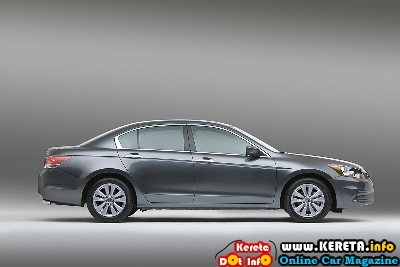 2011 Honda Accord Sedan Side View