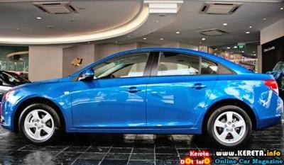 Chevrolet Cruze 2 400x233