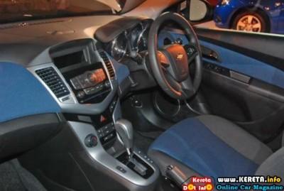 Chevrolet Cruze 4 400x269