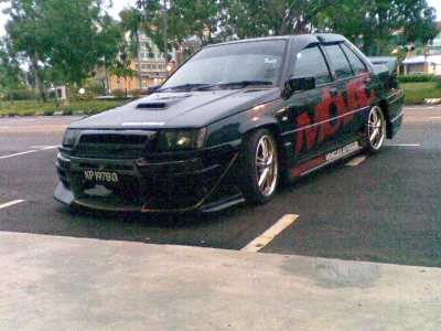 MODIFIED PROTON SAGA 1.5 5