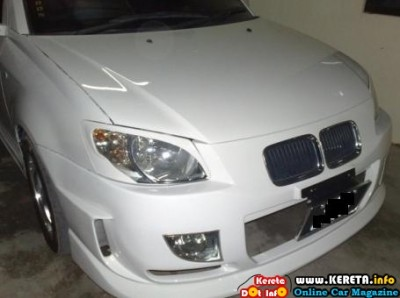MODIFIED PROTON SAGA BLM BMW SAGA 3 series 400x298