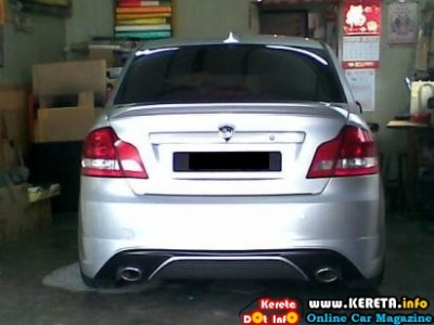 MODIFIED PROTON SAGA BLM BMW SAGA BMW LEXUS 400x300