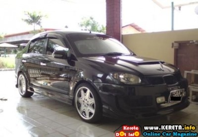 MODIFIED PROTON SAGA BLM BMW SAGA Subaru Charge Speed 400x277