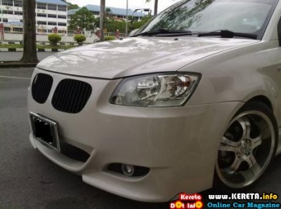 MODIFIED PROTON SAGA BMW SAGA 5 Series 400x298