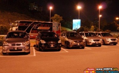 NAZA KIA RONDO MEET UP AT AWAN BESAR RNR 3 400x245