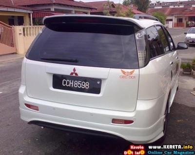 UPDATED MODIFIED CHERY EASTAR - CEC