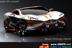 2010-BMW-X9-Concept-Design-by-Khalfi-Oussama-Front-Side-View