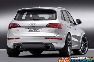 DRB-HICOM TO ASSEMBLE AUDI BY 2012