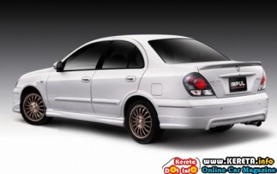 Nissan Sentra Tuned by IMPUL 2 400x251