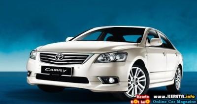 Toyota Camry 400x212