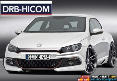 DRB-HICOM WILL ASSEMBLE VOLKSWAGEN CAR IN MALAYSIA