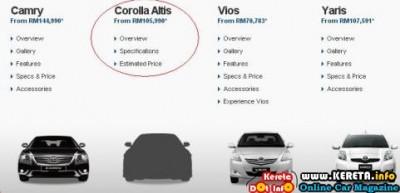 New Toyota Corolla Altis Dual VVT i 3 400x193