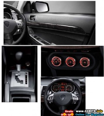 ALL ABOUT PROTON INSPIRA - SPECIFICATION & PRICE