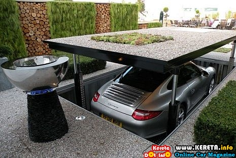 MULTI STOREY CAR PARK AT YOUR OWN HOUSE