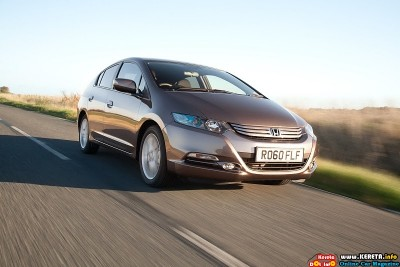 2011 honda insight hybrid front angle view 400x267