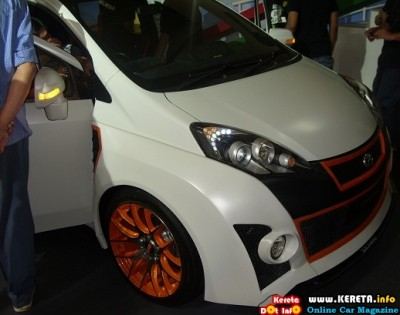 PERODUA ALZA INFINITE SPORTY MODIFIED ALZA 5 400x315