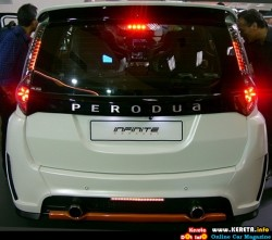 PERODUA ALZA INFINITE - SPORTY MODIFIED ALZA