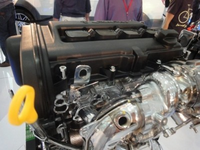 PROTON CAMPRO FUEL EFFICIENT CFE 1.6 TURBO ENGINE + CVT GEARBOX UNVEILED