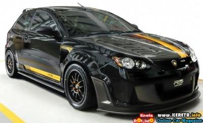 PROTON SATRIA NEO R3 CONCEPT CAR 200HP 250NM !