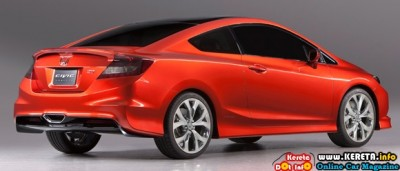 2012 Honda Civic Si Coupe 05 400x171