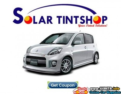 GET CAR SECURITY / SAFETY FILM TINTED COUPON HERE!