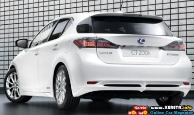 Lexus CT 200h 2 400x237