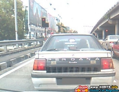 OLDEST PROTON PERDANA EXECUTIVE