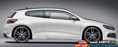 VW Scirocco 2 400x160