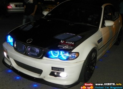 MODIFIED BMW 3 SERIES