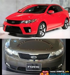 NAZA KIA FORTE KOUP & FORTE SEDAN 6 SPEED LAUNCHED