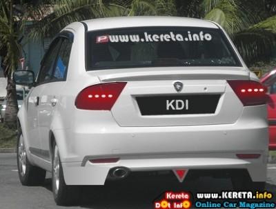 SAGA BLM FL FACELIFT CONCEPT KDI