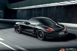 2012-porsche-cayman-s-black-edition-rear-side-view