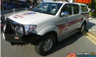 PDRM POLICE CAR - KERETA POLIS MALAYSIA
