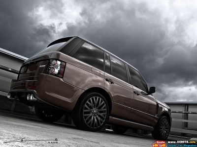 2011 project kahn land rover range rover autobiography rs600 cosworth rear angle view 400x300